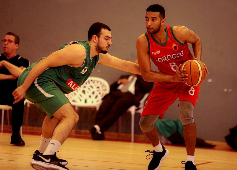 أسود السلة يتفوقون على الجزائر