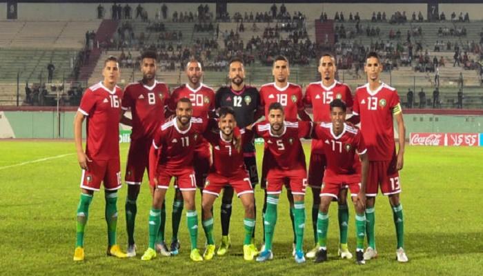 المغرب في المجموعة الثالثة لنهائيات الشان 2020
