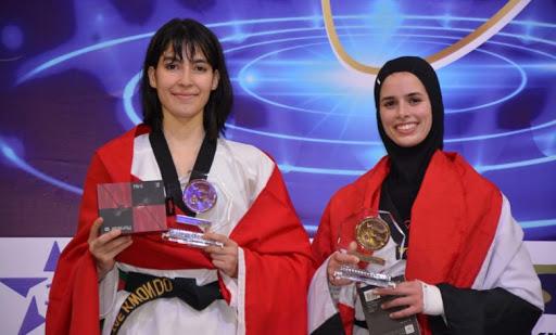 البوشتي: فخورة بتمثيل المغرب في أكبر تظاهرة رياضة في العالم