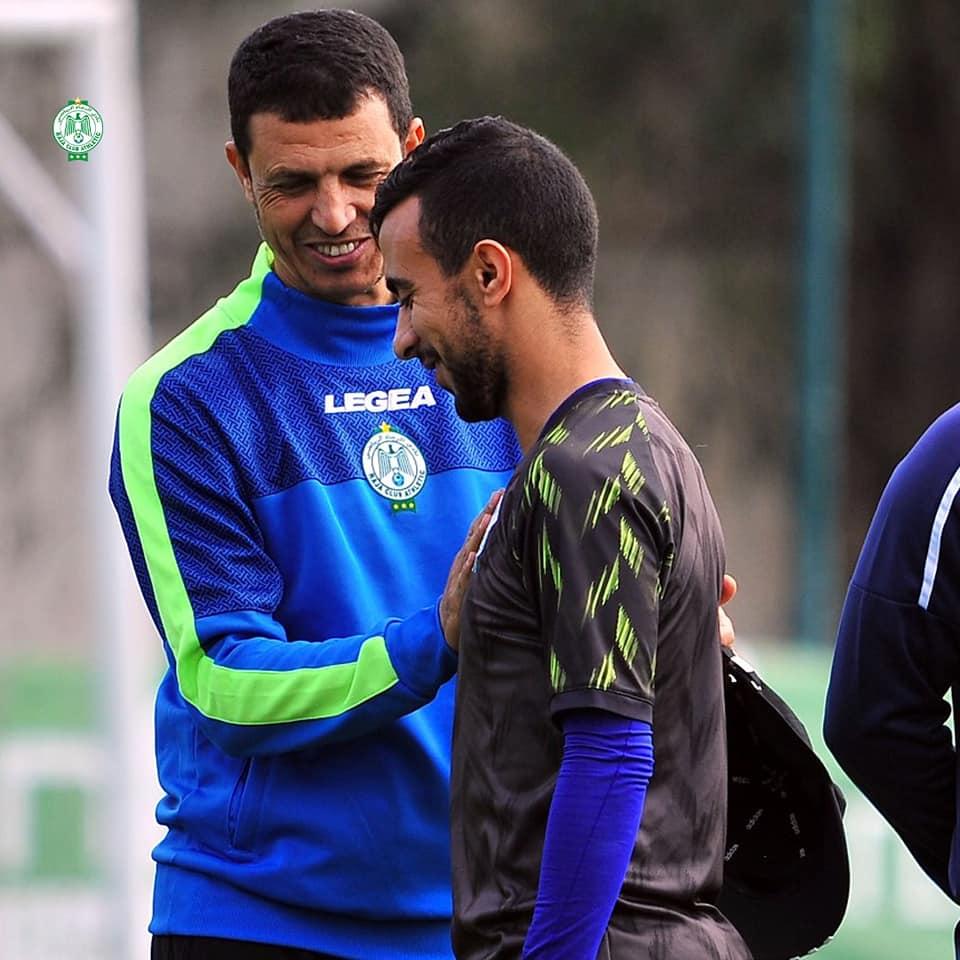 8 لاعبين رجاويين غائبين عن مباراة  رجاء بني ملال