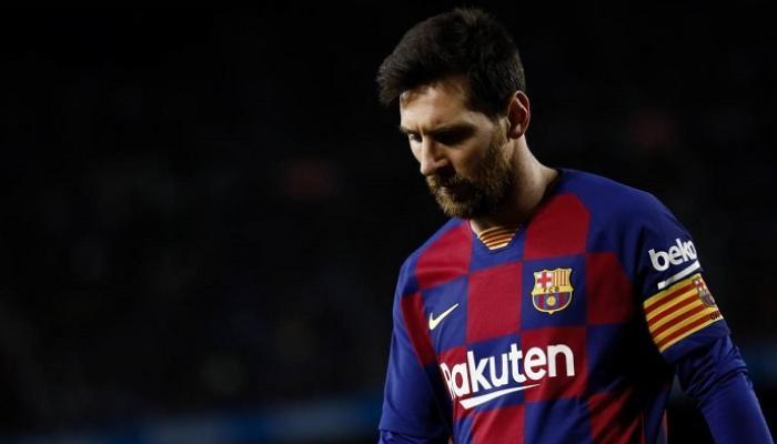 بيان ميسي يؤكد الفجوة مع إدارة برشلونة