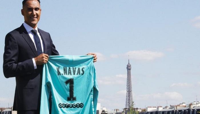 نافاس يهرب من جحيم باريس