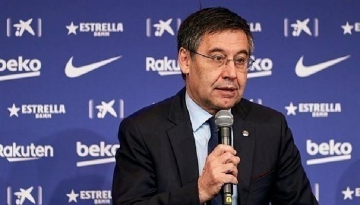 رئيس البارصا يصدم عشاق كرة القدم