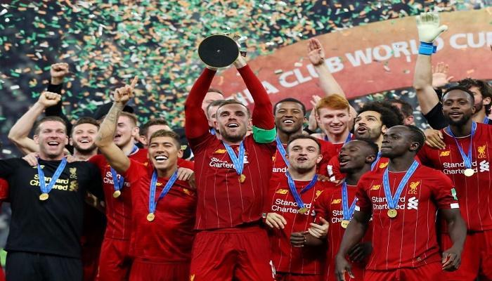 خصوم ليفربول يدعمون تتويجه بلقب الدوري