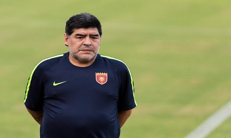مارادونا ينتقد بحدة مسؤولي الأندية العالمية