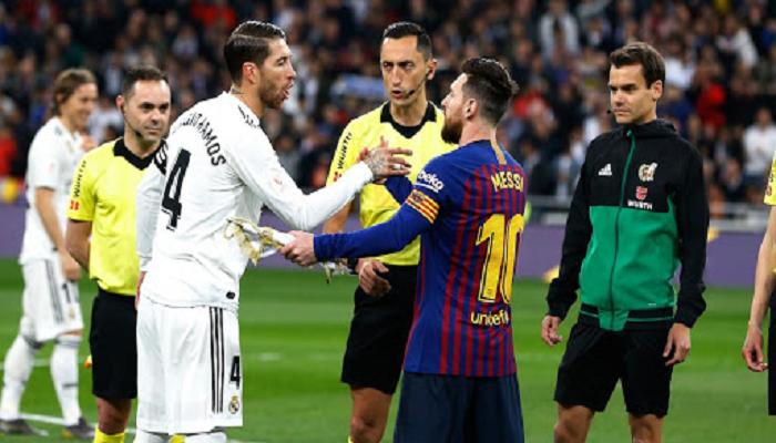 كلاسيكو ريال مدريد برشلونة لمساعدة المتضررين من فيروس كورونا