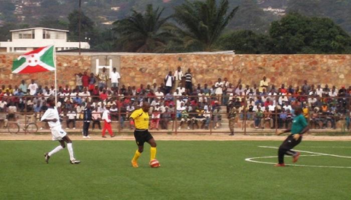 بوروندي تواصل منافسات كرة القدم
