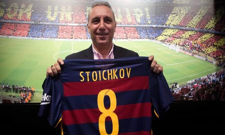 ستويتشكوف يقترح تتويج برشلونة