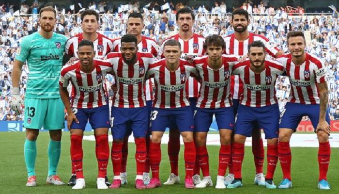 لاعبو أتلتيكو مدريد يوافقون على خفض رواتبهم