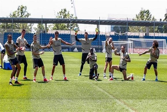 فاران: ريال مدريد يتطلع لعودة المنافسة