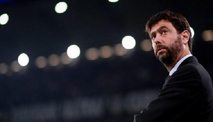 رئيس جوفنتوس يحدد موعد عودة الجماهير للملاعب