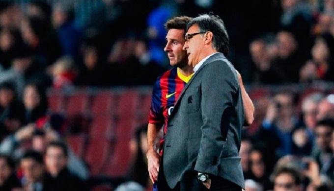 مارتينو: فترتي في برشلونة الأسوأ في مسيرتي