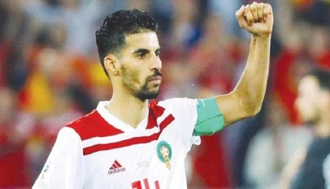 بوصوفة أفضل لاعب إفريقي في الدوري البلجيكي