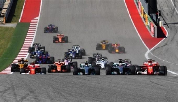 فورمولا1 تحصل على الضوء الأخضر لبدء الموسم في يوليو