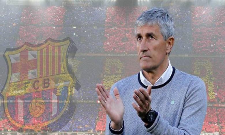 """سيتين: قرار """"التبديلات الخمسة"""" يضر برشلونة"""