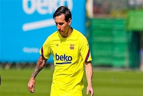 حقيقة رحيل ميسي مجاناً عن برشلونة