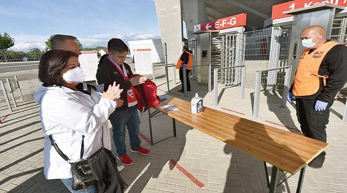 إقبال كبير على شراء تذاكر نهائي كأس المجر!