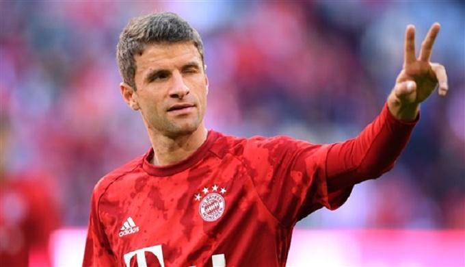 مولر لن يعود إلى المنتخب الألماني