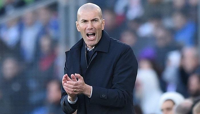 رقم قياسي لريال مدريد مع زيدان