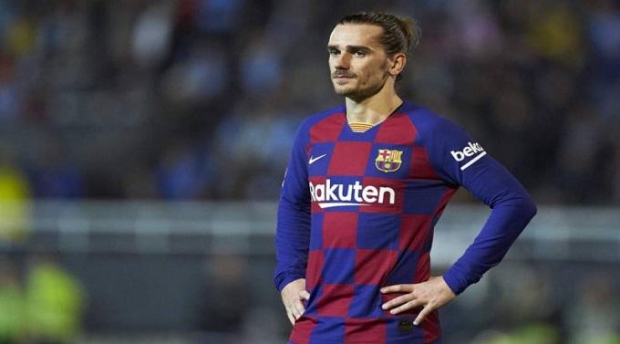 برشلونة يرفض رحيل غريزمان