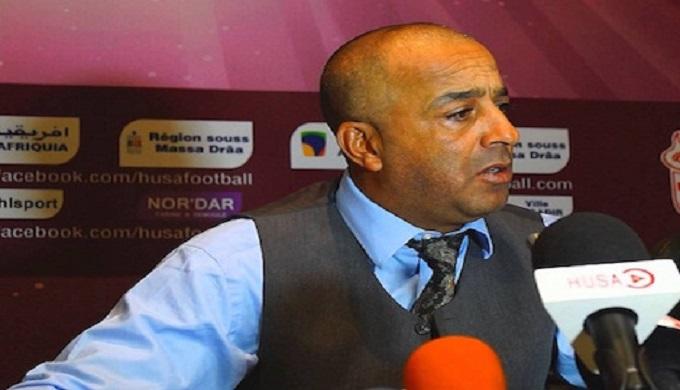 السكتييوي: تداريب أولمبيك آسفي تتم وفق خطة محكمة