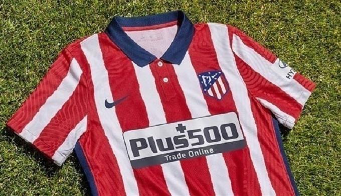 أتلتيكو مدريد يقدم قميصه الجديد بتصميم كلاسيكي