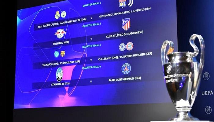 قرعة دوري أبطال أوروبا تكشف ملامح منافسات البطولة المصغرة