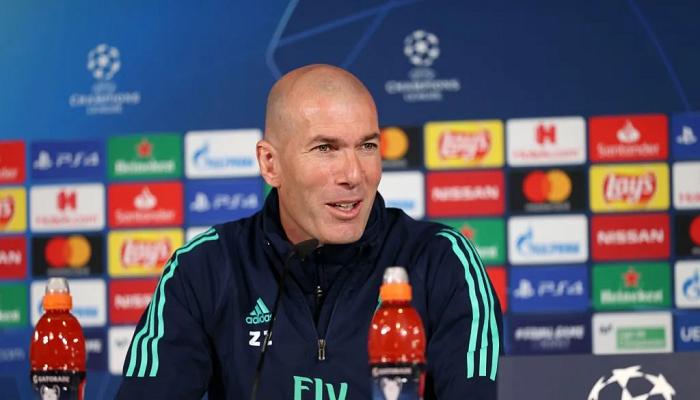 الغموض يحيط بمستقبل زيدان مع ريال مدريد