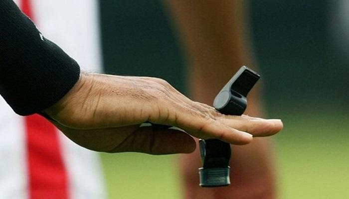 بلوط حكما لمباراة الوداد أمام أولمبيك خريبكة