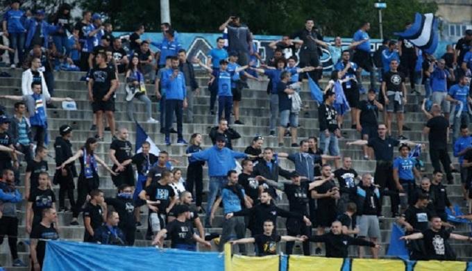 عودة الجماهير في الدوري البلغاري