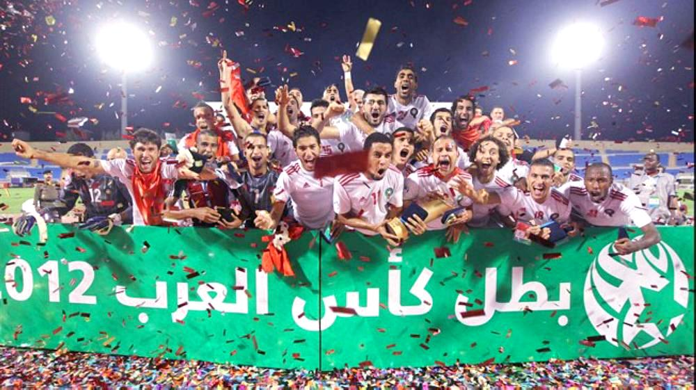 الجامعة مدعوة للحسم في مشاركتها في كأس العرب
