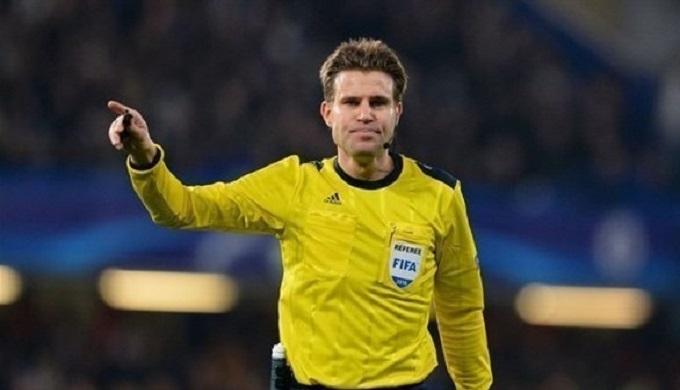 الألماني فيليكس يدير مباراة سيتي وريال مدريد