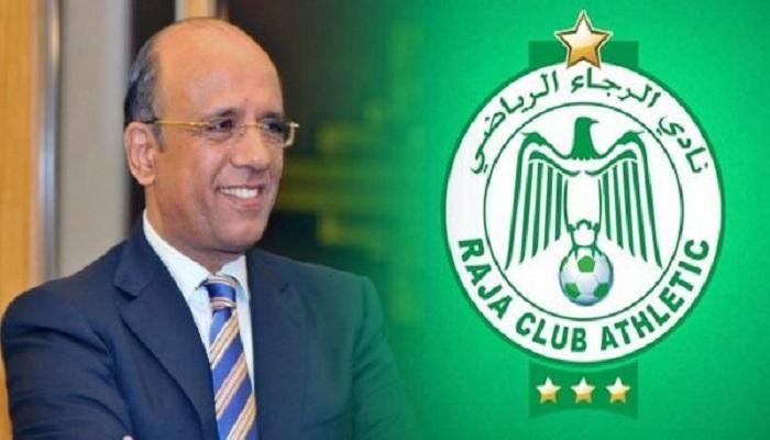 وهبي: أتمنى نهائي مغربي في دوري أبطال إفريقيا