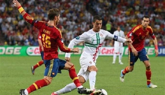 إسبانيا ستواجه البرتغال في أول مباراة إعدادية خلال 2020