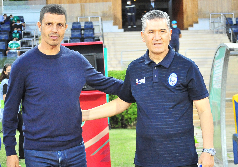 السلامي: رغم معانات اللاعبين إلا أننا سنفوز بلقب البطولة