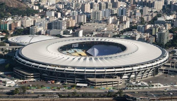 ملعب ماراكانا يستقبل الجماهير البرازيلية الشهر المقبل