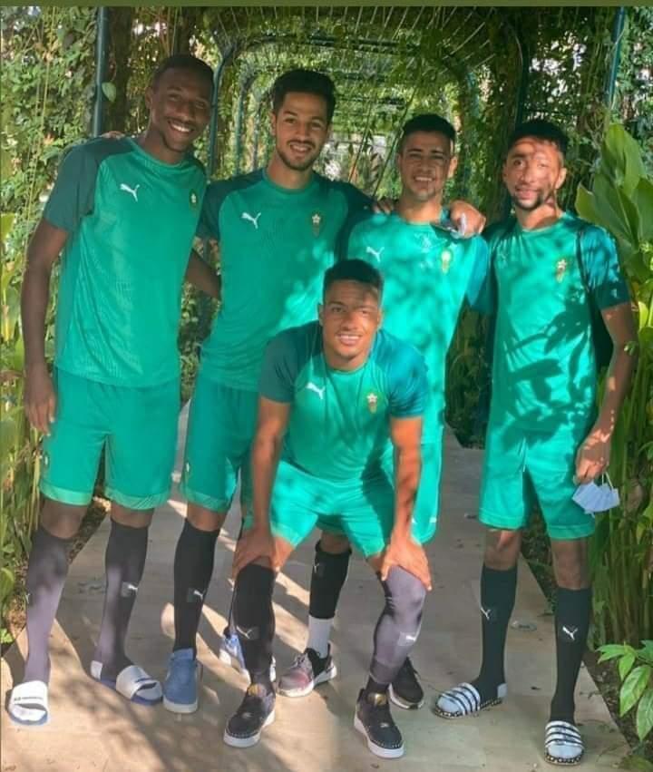 الجيش يستعيد أولمبييه ويفتقد لأبرز لاعبيه أمام بركان
