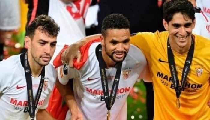مغاربة اشبيلية يحققون أول فوز بدوري الأبطال