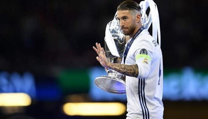 سيرجيو راموس الغائب الأبرز عن هزائم ريال مدريد