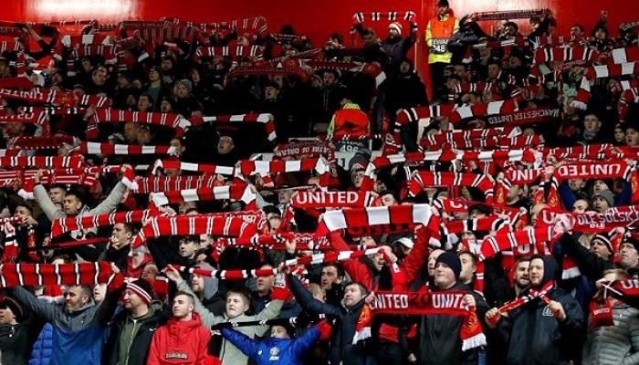 يونايتد: يمكننا استضافة قرابة 24 ألف مشجع بأمان