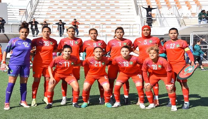 المنتخب الوطني لكرة القدم النسوية يدخل تجمعا إعداديا
