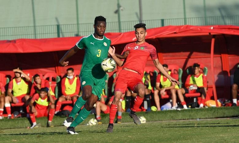 المنتخب المغربي لأقل من 20 يتعادل مع السنغال