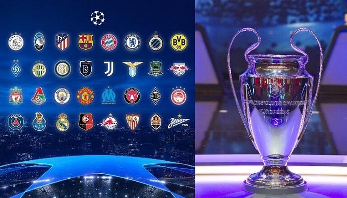 قرعة دوري أبطال أوروبا تسفر عن مواجهات قوية