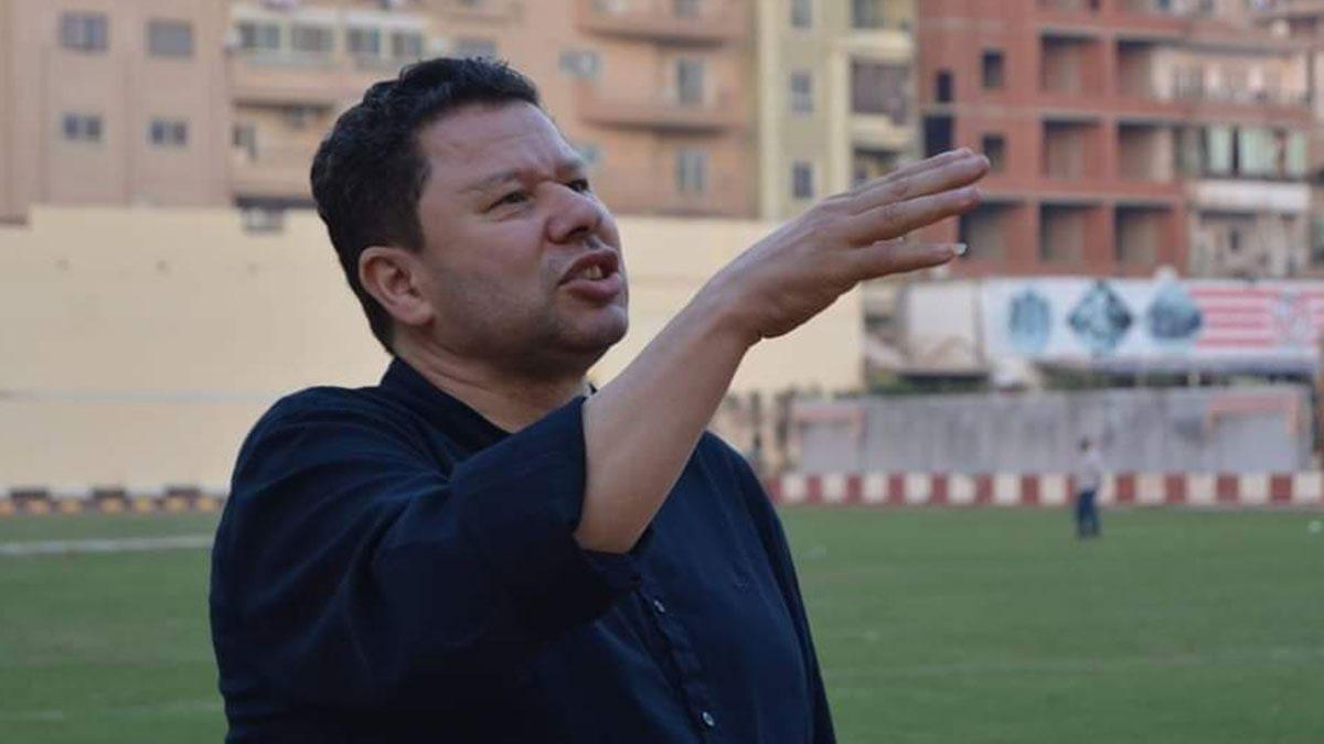 المصري عبد العال يتهم إدارة الرجاء