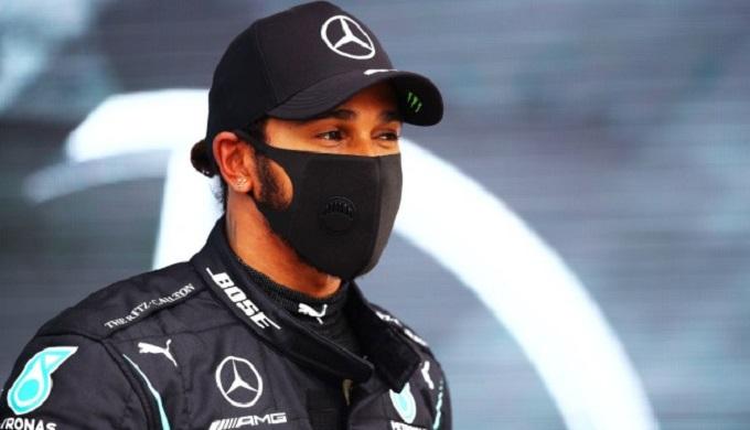 هاميلتون ينفرد بالرقم القياسي برصيد 92 انتصاراً في فورمولا 1