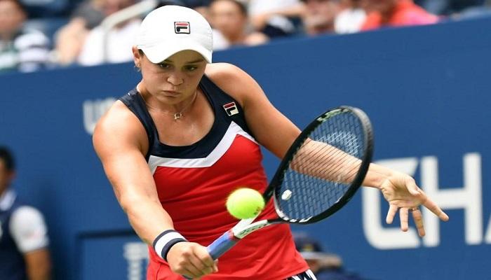 بارتي تحافظ على صدارتها في تصنيف لاعبات التنس المحترفات