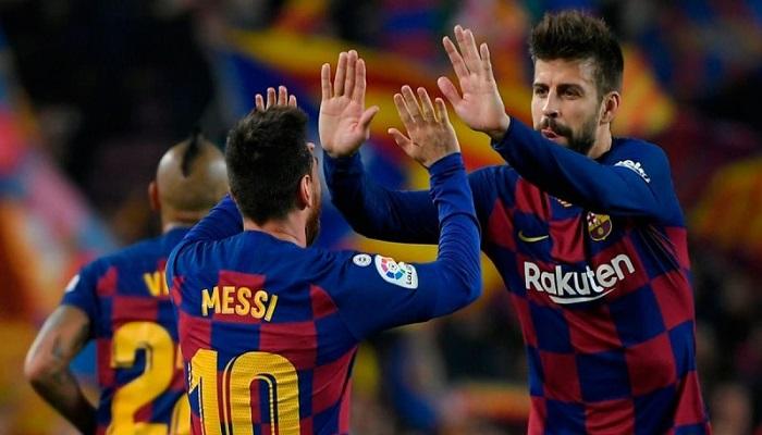 بيكيه: ملعب برشلونة الجديد يجب أن يحمل اسم ميسي