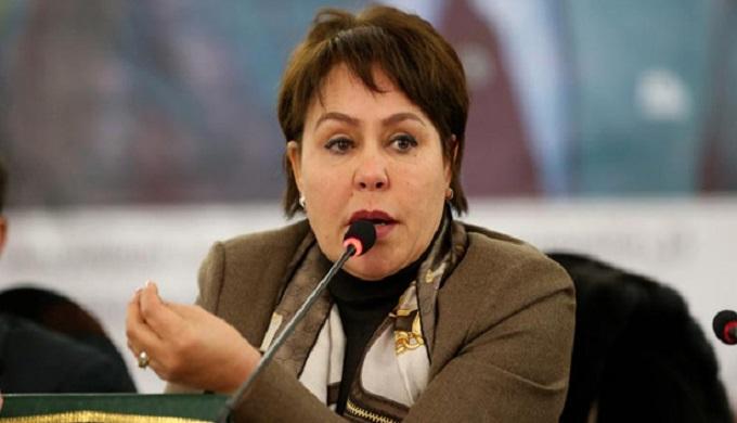 حجيج رئيسة للاتحاد الإفريقي للكرة الطائرة