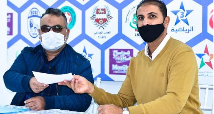 فرتوت: هدفنا كأس العرش واحتلال مركز متقدم في البطولة