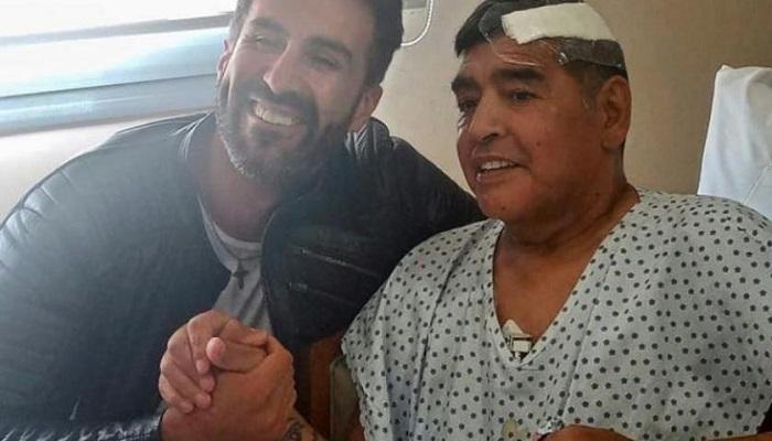 """رد فعل طبيب مارادونا بعد اتهامه بـ""""القتل غير العمد"""""""